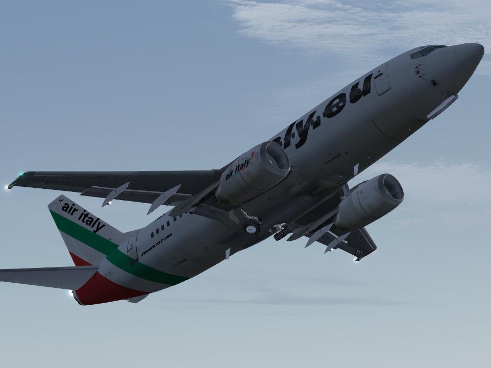 Boeing B737-300
