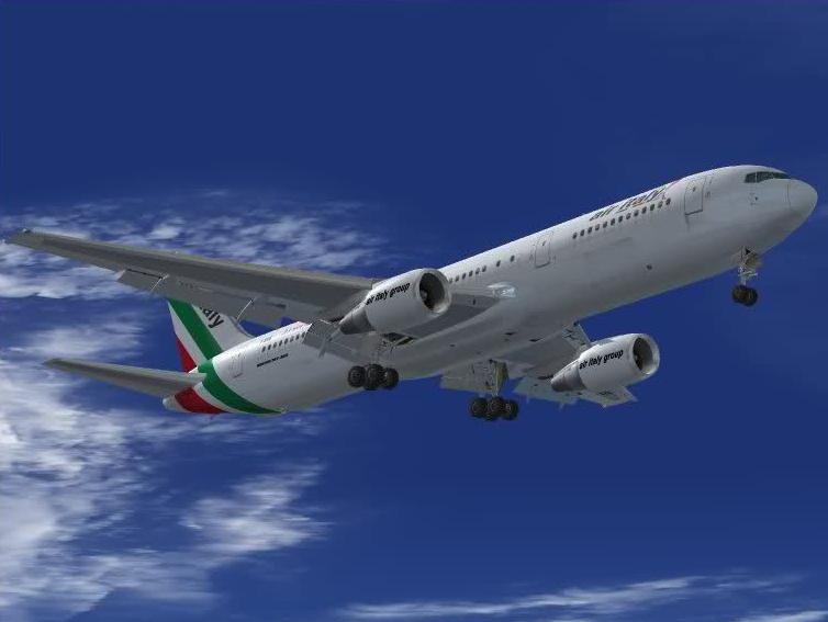 Boeing B767